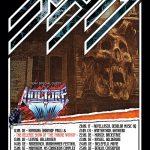 """RAM kündigen """"The Throne Within"""" Tour für September mit den very special guests VULTURE an!"""