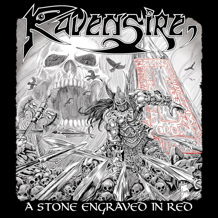 Ravensire-A-Stone-Engraved-In-Red-cover-artwork