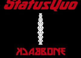 STATUS QUO – Neues Studioalbum nach acht Jahren – BACKBONE erscheint am 6. September