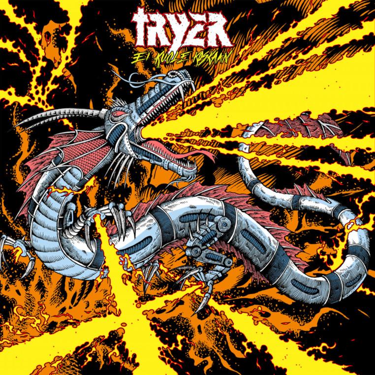 TRYER-Ei-Kuole-Koskaan-cover-artwork