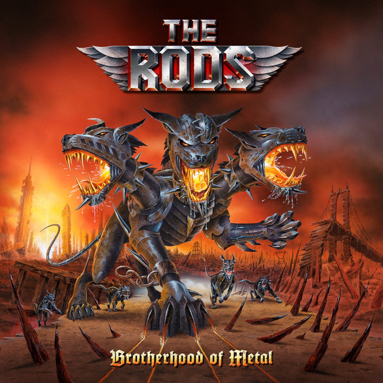 The-Rods-Brotherhood-Of-Metal-cover-artwork