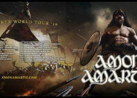 Amon Amarth kommen auf Europatour!