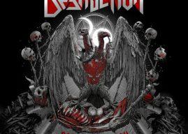 DESTRUCTION – zweite Single & Musikvideo!