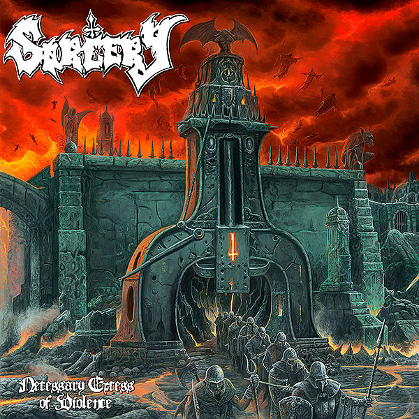 SORCERY-Necessary-Excess-of-Violence-cover-artwork