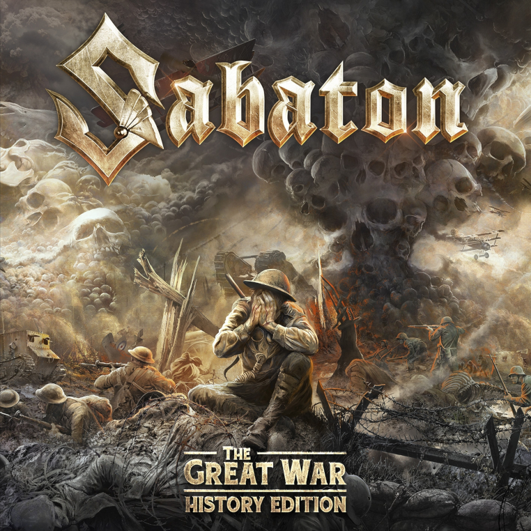 Sabaton-The-Great-War-History-Edition-cover-artwork