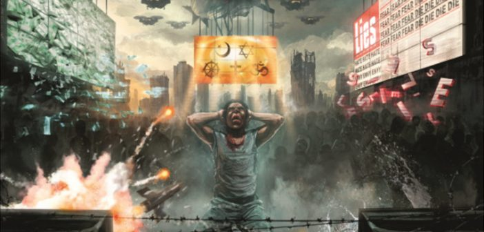 BOILING-BLOOD-Lost-Inside-a-Morbid-World-cover-artwork