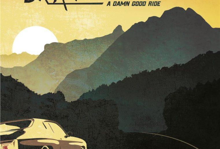 DREADFUL-A-Damn-Good-Ride-cover-artwork