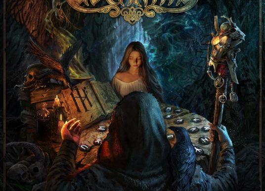 Elvenking – Reader Of The Runes (Divination)