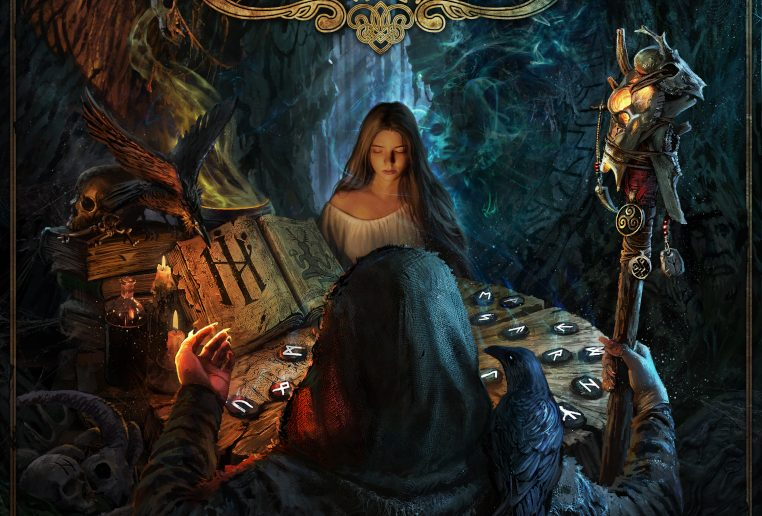 Elvenking-Reader-Of-The-Runes-Divination-cover-artwork