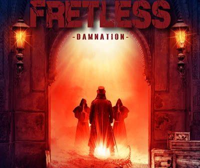 FRETLESS-Damnation-cover-artwork