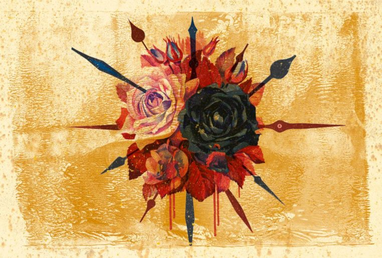 Flash-Forward-Golden-Rust-cover-artwork