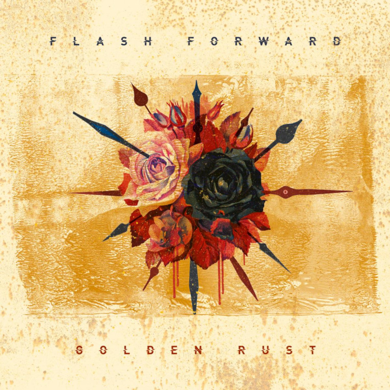 Flash-Forward-Golden-Rust-cover-artwork