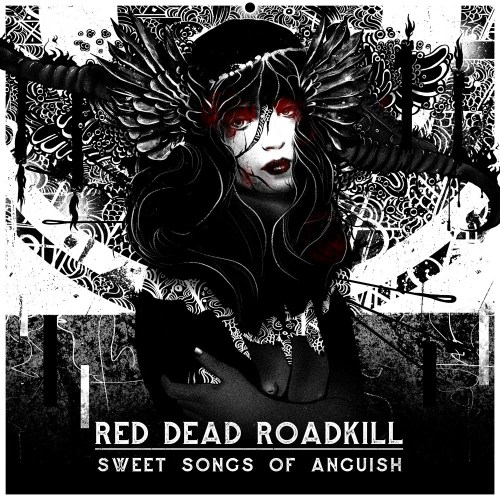 RED-DEAD-ROADKILL-Sweet-Songs-Of-Anguish-cover-artwork