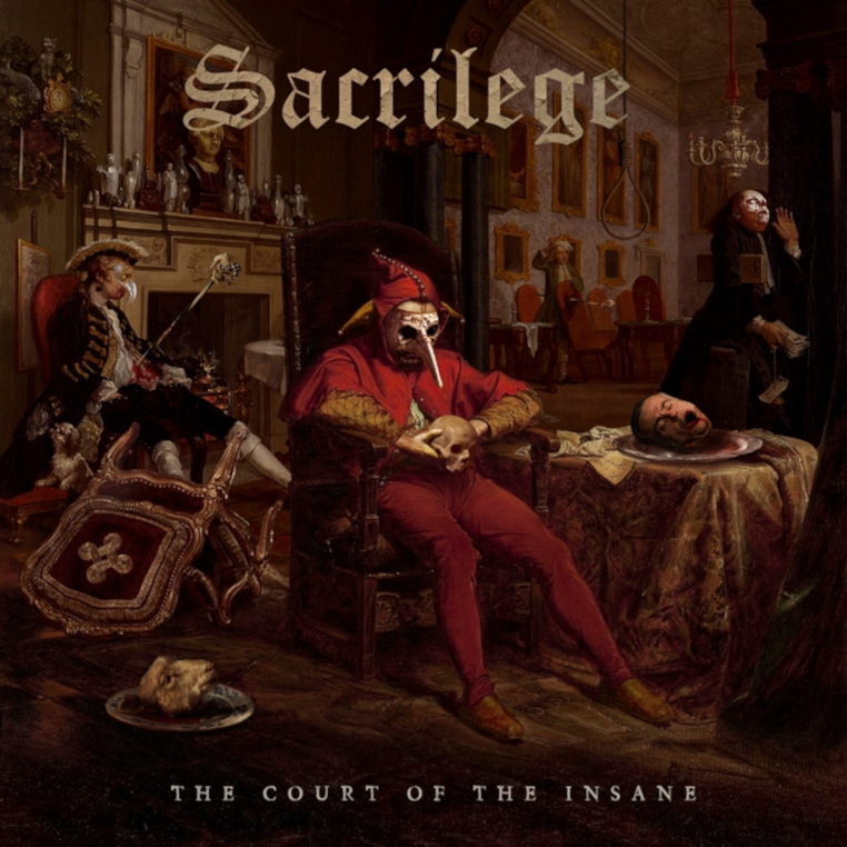SACRILEGE-The-Court-Of-The-Insane-cover-artwork
