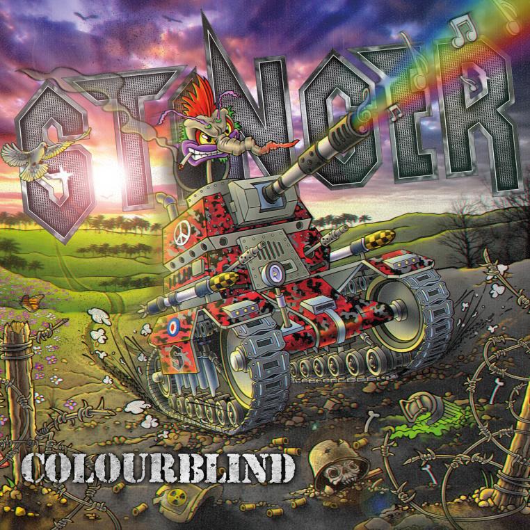 STINGER-Colourblind-cover-artwork