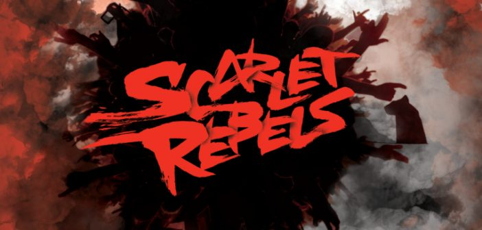 Scarlet-Rebels-Show-Your-Colours-cover-artwork