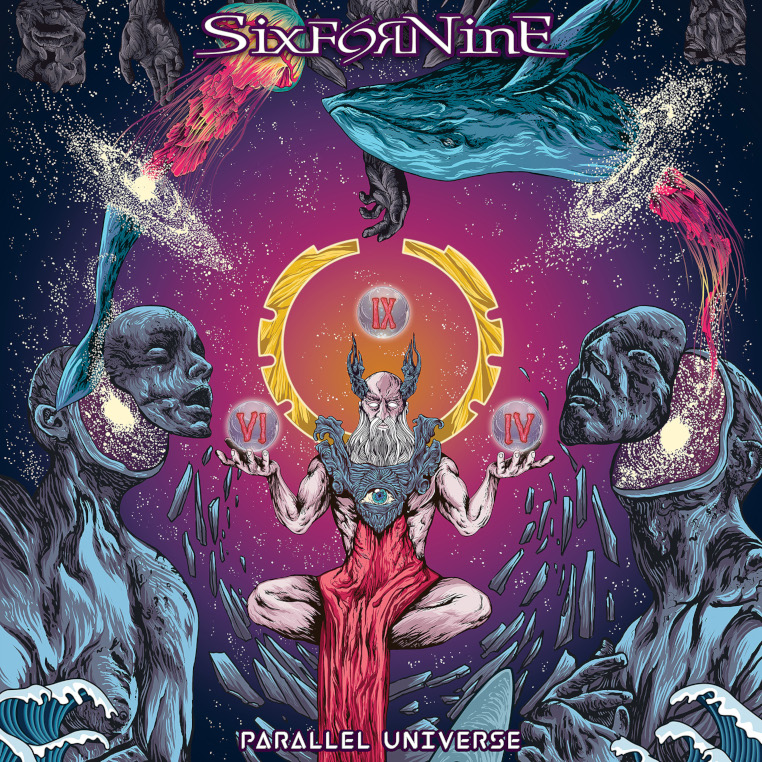 SiXforNinE-Parallel-Universe-cover-artwork