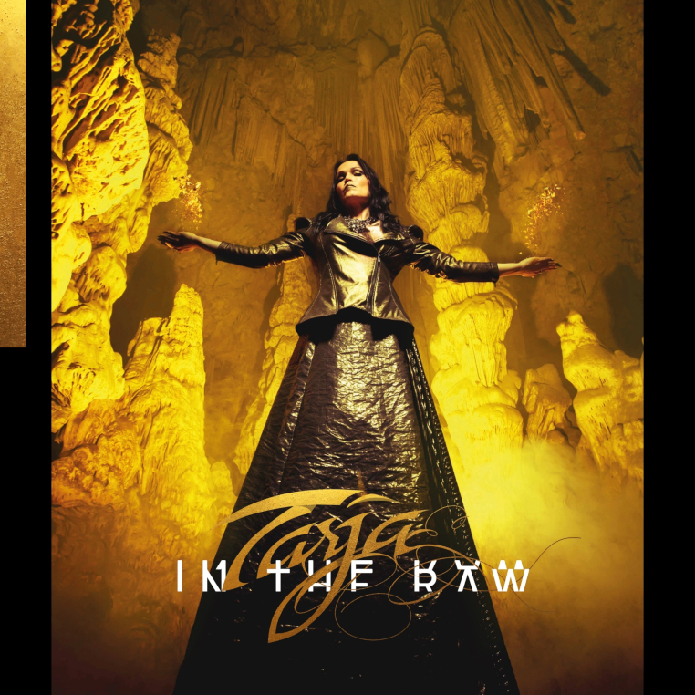 Tarja-In-The-Raw-cover-artwork