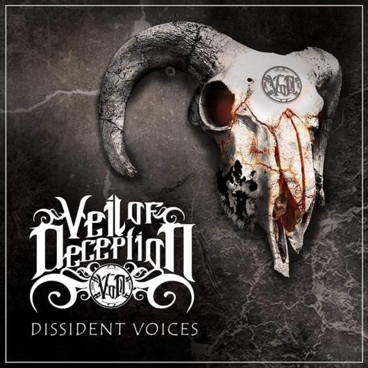 VEIL-OF-DECEPTION-Dissident-Voices-cover-artwork