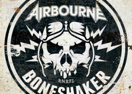 Airbourne kündigen neues Album 'Boneshaker' an!