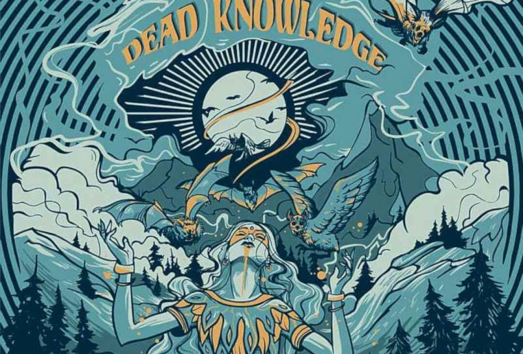 DEAD-KNOWLEDGE-Kryll-album-cover
