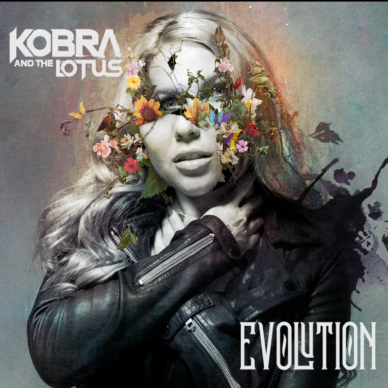 KOBRA-AND-THE-LOTUS-Evolution-cover-artwork