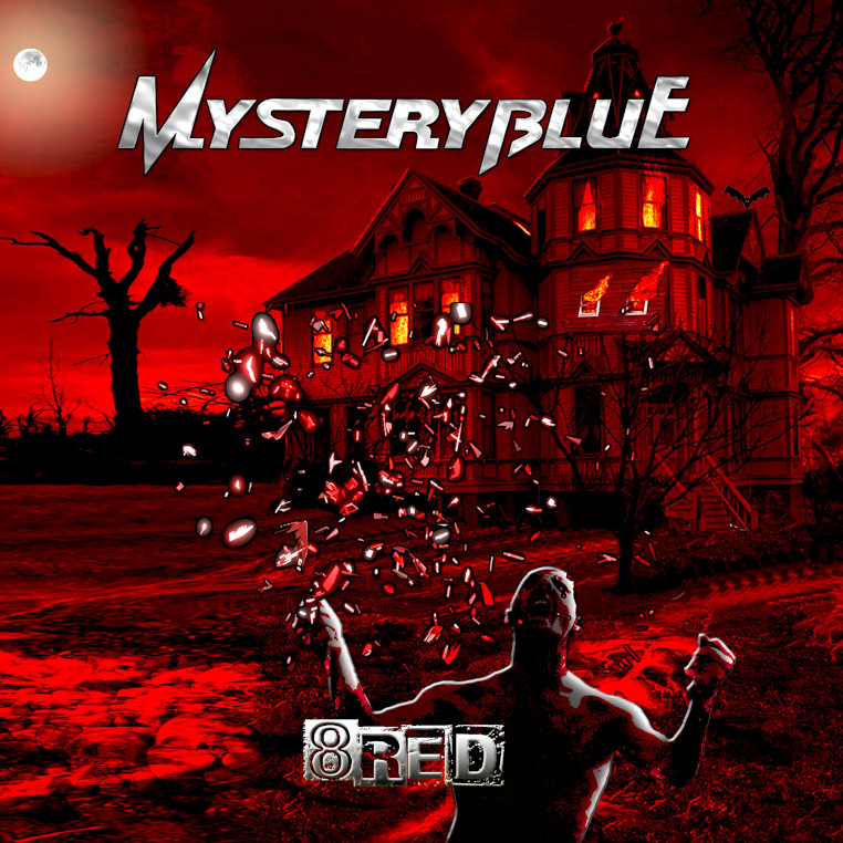 Mystery-Blue-8RED-album-cover