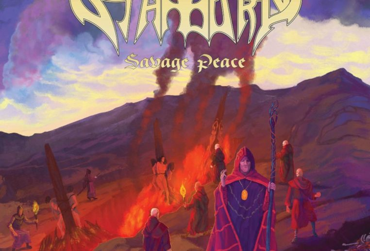 Starborn-Savage-Peace-album-cover