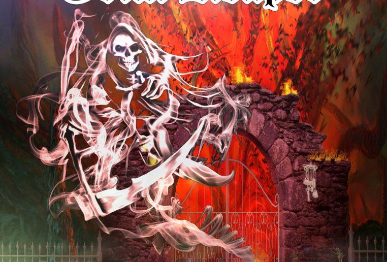 Steve-Grimmetts-Grim-Reaper-at-the-gates-cover-artwork