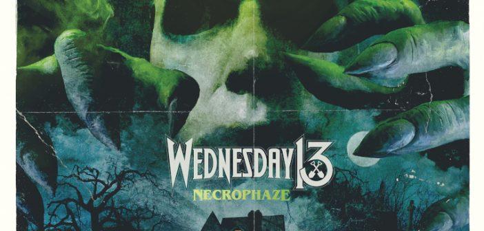 Wednesday-13-Necrophaze-album-cove