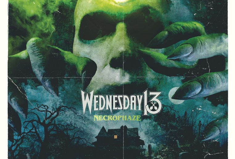 Wednesday-13-Necrophaze-album-cove