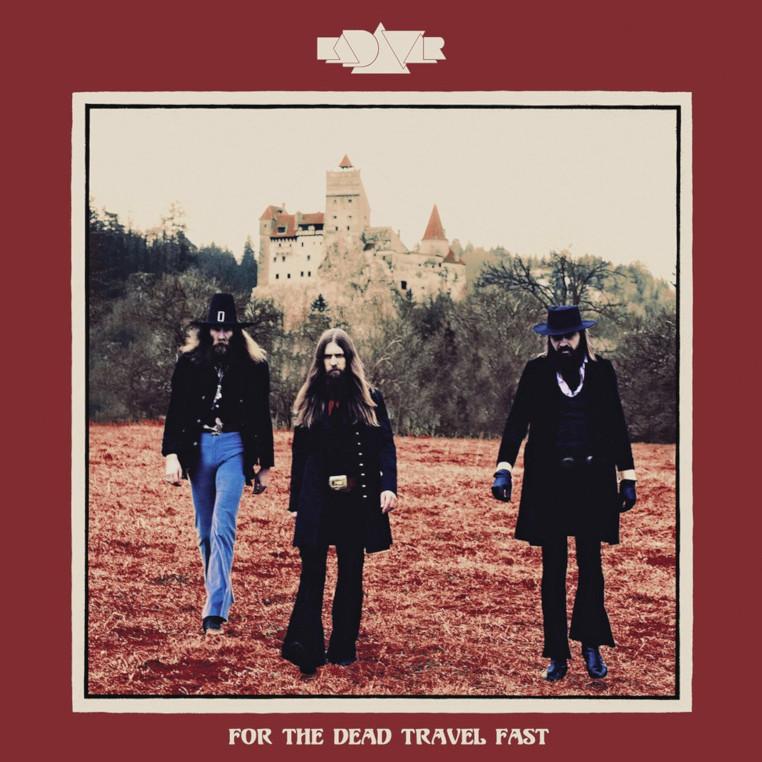 kadavar-For-The-Dead-Travel-Fast-cover-artwork