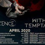 Evanescence und Within Temptation: Co-Headliner Tour im April 2020