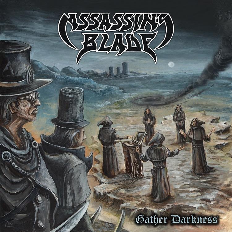 Assassins-Blade-Gather-Darkness-album-cover