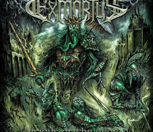 Exmortus-Legions-of-the-Undead-album-cover
