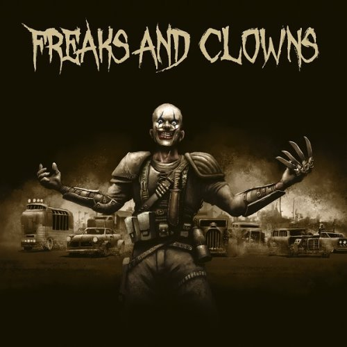 FREAKS-AND-CLOWNS-FREAKS-AND-CLOWNS-album-cover