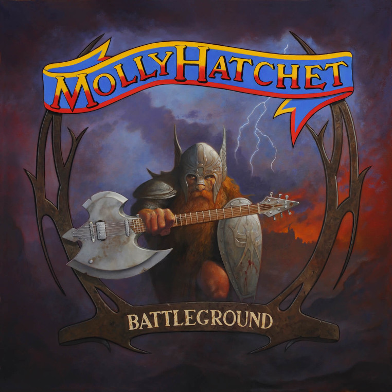 Molly-Hatchet-Battleground-album-cover-