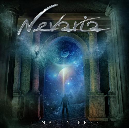 NEVARIA-Finally-Free-album-cover
