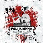 """PAUL DI'ANNO """"Hell Over Waltrop"""" erscheint am 31.01.2020 bei Metalville Records"""