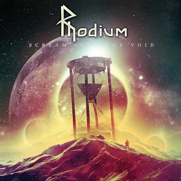 RHODIUM-Scream-Into-The-Void-album-cover