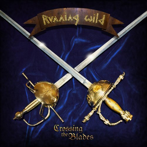 Running-Wild-Crossing-The-Blades-album-cover