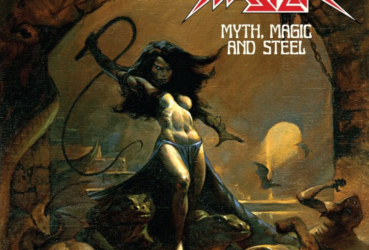 Savage-Master-Myth-Magic-And-Steel-album-cover