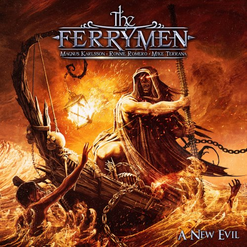 The-Ferrymen-A-New-Evil-album-cover