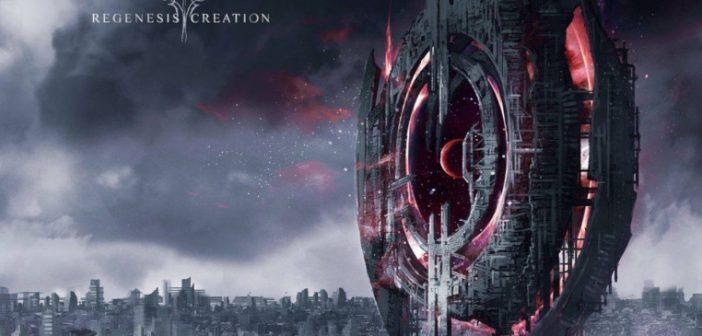 Vesperian-Sorrow-Regenesis-Creation-album-cover