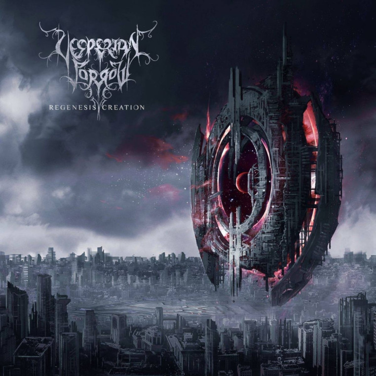 Vesperian-Sorrow-Regenesis-Creation-album-cover