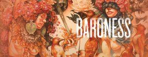 Baroness - Arena Wien am 22.10.19 @ Arena Wien