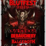 Blutfest 2019: Eisregen, Debauchery, Balgeroth, Darkfall, Edicius' Dream, 25.10.19 Explosiv, Graz