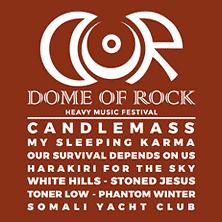 Dome Of Rock Festival - SALZBURG, von 21.11.2019 – 23.11.2019 @ Rockhouse