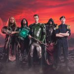 "GLORYHAMMER – Lyric Video zu ""The Land of Unicorns"" veröffentlicht"