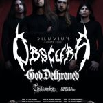 GOD DETHRONED – Tour mit FRACTAL UNIVERSE und OBSCURA!